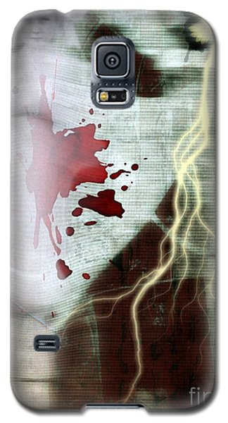 Another Dimension Another Life Galaxy S5 Case by Fania Simon