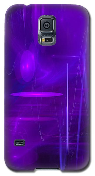 Galaxy S5 Case featuring the digital art Another Dimension by Victoria Harrington
