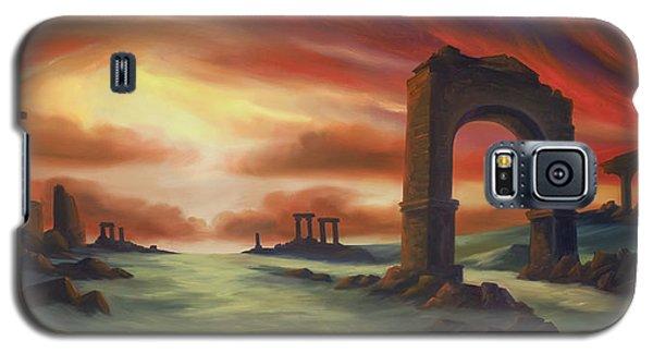 Another Fallen Empire Galaxy S5 Case