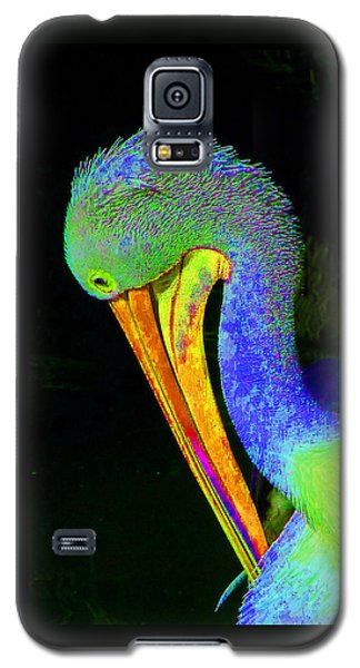 Another Pelican Partygoer Galaxy S5 Case