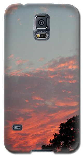 Another Rayburn Sunset Galaxy S5 Case by Max Mullins