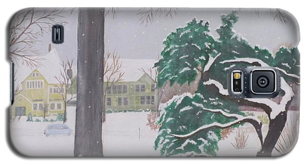 Another Snow Fall Galaxy S5 Case by Hilda and Jose Garrancho