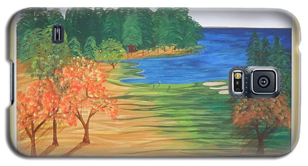 Another Sunday Morning Galaxy S5 Case by Ron Davidson