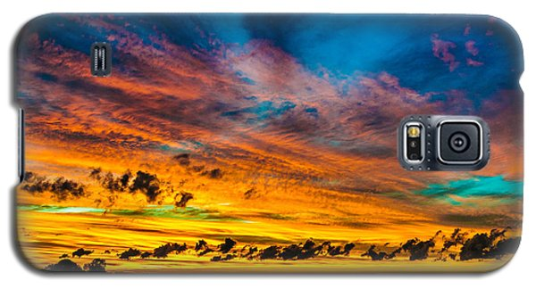 Another Sunset Galaxy S5 Case