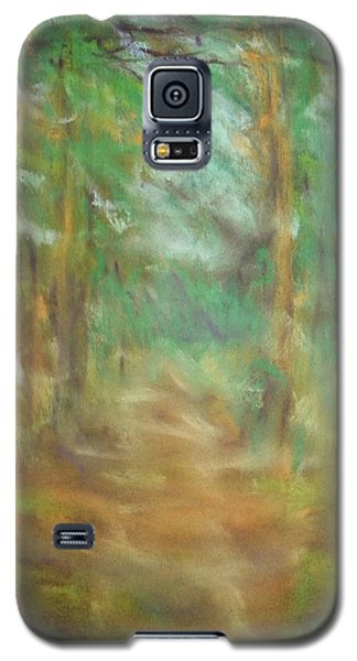 Galaxy S5 Case featuring the photograph Another Way by Shirley Moravec