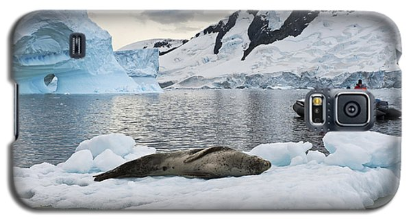 Antarctic Serenity... Galaxy S5 Case