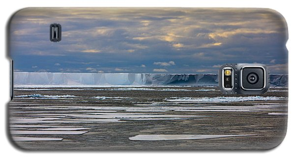 Antarctica Ross Ice Shelf Edge  Galaxy S5 Case