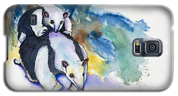 Anteater With Baby Galaxy S5 Case