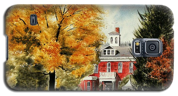 Antebellum Autumn II Galaxy S5 Case