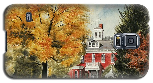 Antebellum Autumn Ironton Missouri Galaxy S5 Case