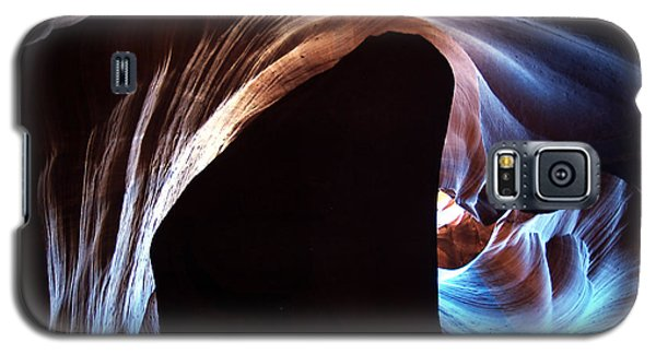 Galaxy S5 Case featuring the photograph Antelope Canyon 09 by Jeff Brunton