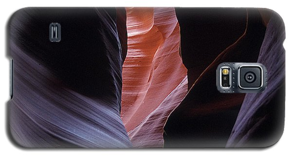 Galaxy S5 Case featuring the photograph Antelope Canyon 5 by Jeff Brunton