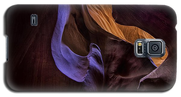 Antelope Canyon Colors Galaxy S5 Case