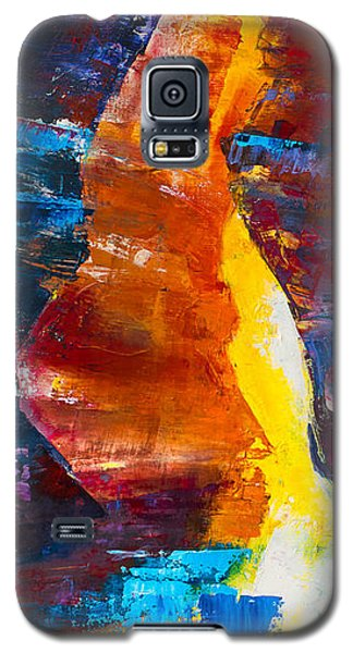 Antelope Canyon Light Galaxy S5 Case