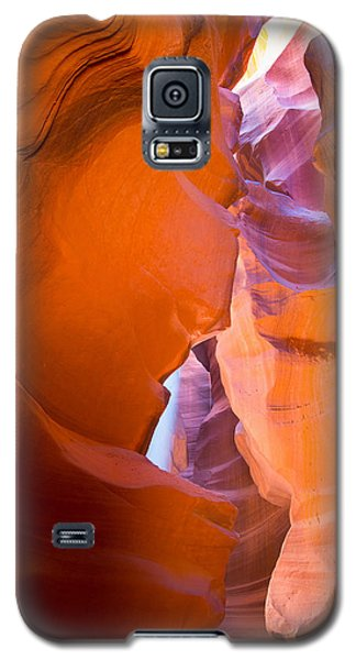 Antelope Canyon No. 10 Galaxy S5 Case by Jim Snyder