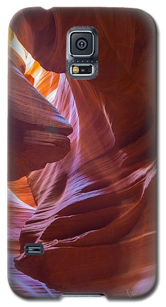Antelope Canyon No. 13 Galaxy S5 Case by Jim Snyder
