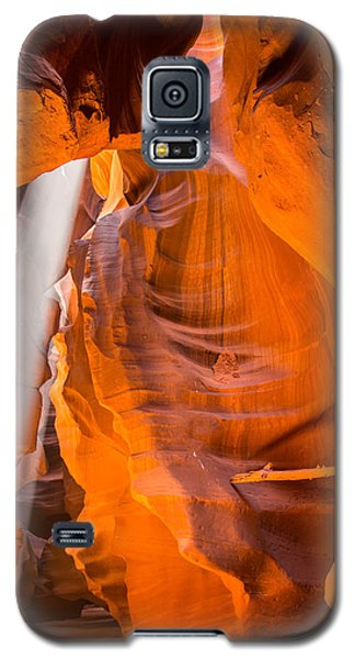Antelope Canyon No. 3 Galaxy S5 Case by Jim Snyder