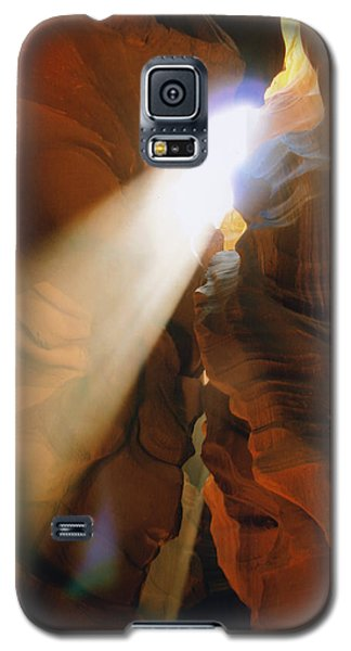 Antelope Canyon One Galaxy S5 Case by Joshua House