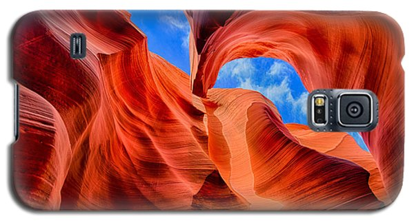 Antelope Canyon Walls Galaxy S5 Case