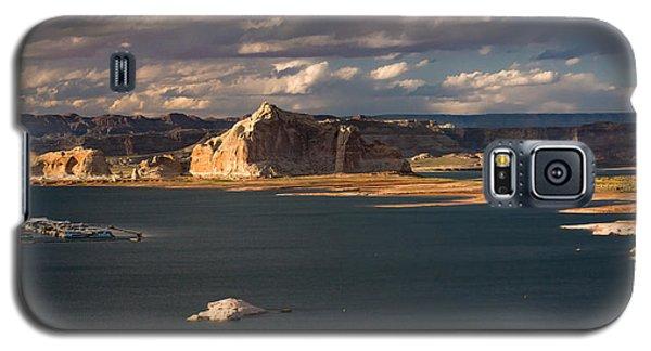 Antelope Island At Sunset Galaxy S5 Case