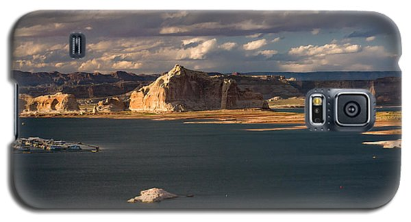 Antelope Island At Sunset Galaxy S5 Case