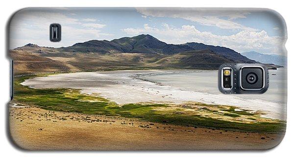 Antelope Island Galaxy S5 Case by Belinda Greb
