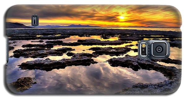 Antelope Sunset Galaxy S5 Case