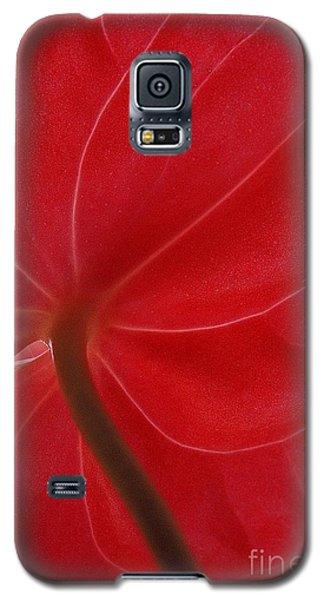 Anthurium Galaxy S5 Case