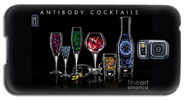 Antibody Cocktails Galaxy S5 Case by Megan Dirsa-DuBois
