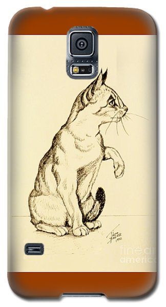 Anticipation Galaxy S5 Case
