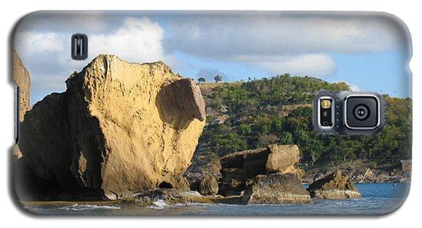 Antigua - Aliens Galaxy S5 Case by HEVi FineArt