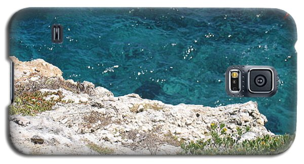 Galaxy S5 Case featuring the photograph Antigua - Flight by HEVi FineArt