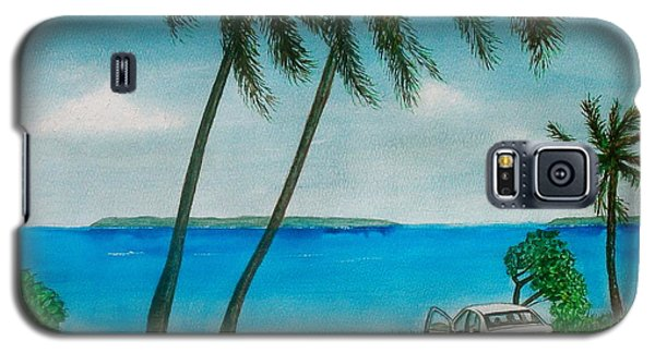 Antigua Galaxy S5 Case