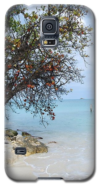 Galaxy S5 Case featuring the photograph Antigua by Kathy Gibbons