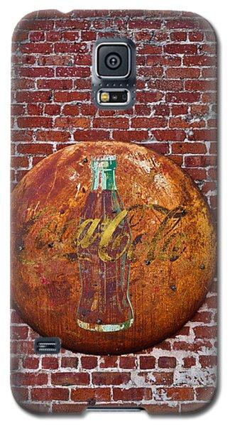 Antique Coke Sign 2 Galaxy S5 Case