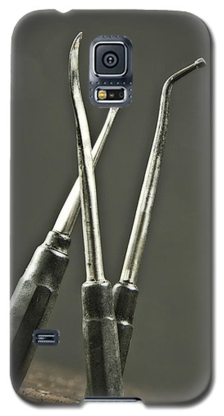 Antique Dental Equipment Galaxy S5 Case by Garry McMichael