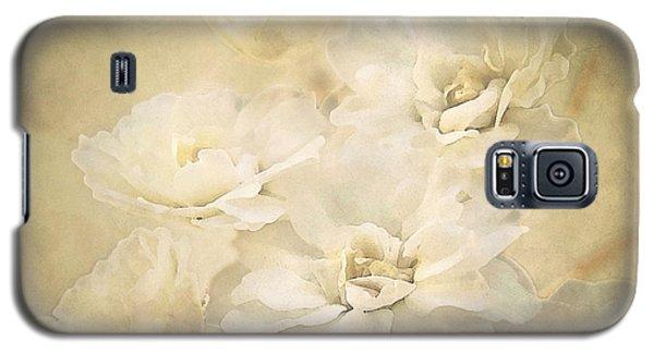 Antique Floral Galaxy S5 Case by Deborah Smith