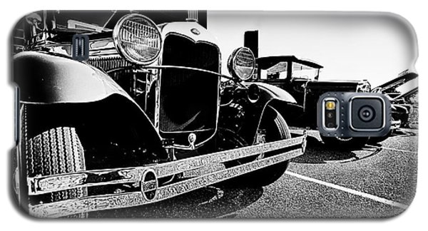 Antique Ford Car At Car Show Galaxy S5 Case
