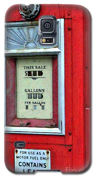 Antique Gas Pump Galaxy S5 Case