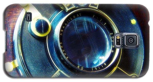 Antique Kadamatic Lens Galaxy S5 Case