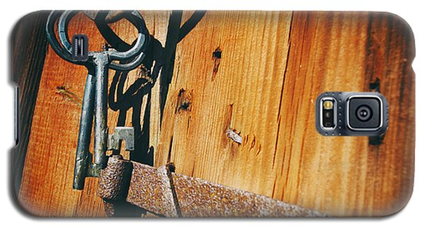 Antique Keys And Rings Galaxy S5 Case