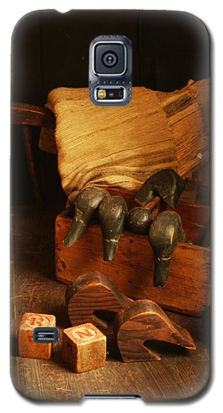 Antique Galaxy S5 Case