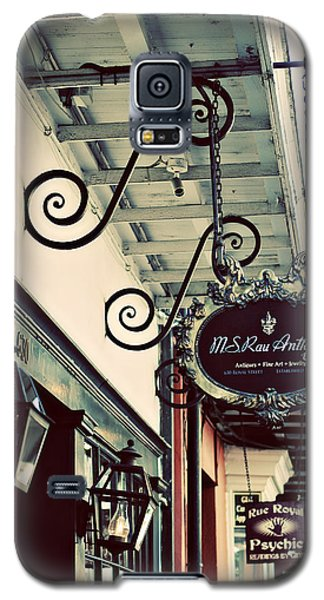 Antique Row Galaxy S5 Case