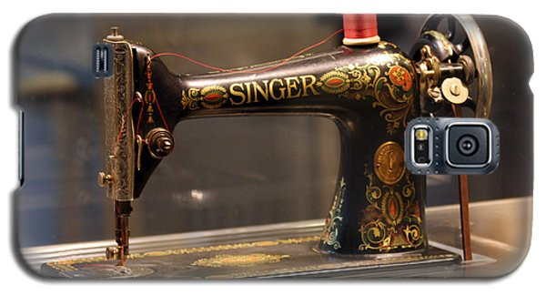 Antique Sewing Machine  Galaxy S5 Case