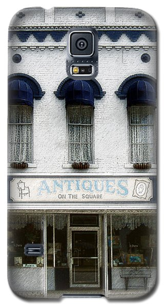 Antiques On The Square Galaxy S5 Case