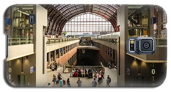 Antwerp-centraal Station Galaxy S5 Case