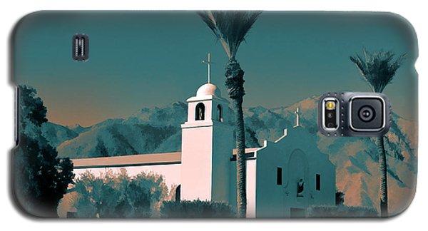 Anza Borrego Desert Church Galaxy S5 Case
