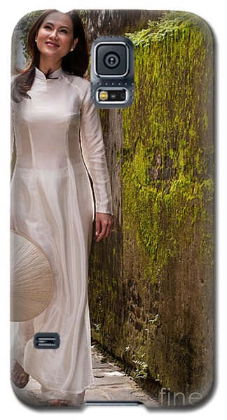 Ao Dai 03 Galaxy S5 Case