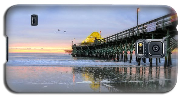 Apache Pier Galaxy S5 Case by Mary Timman