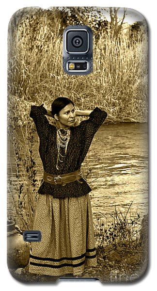 Apache River Maiden Galaxy S5 Case